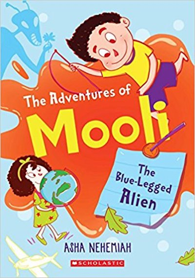 The Adventures of Mooli & the Blue-Legged Alien