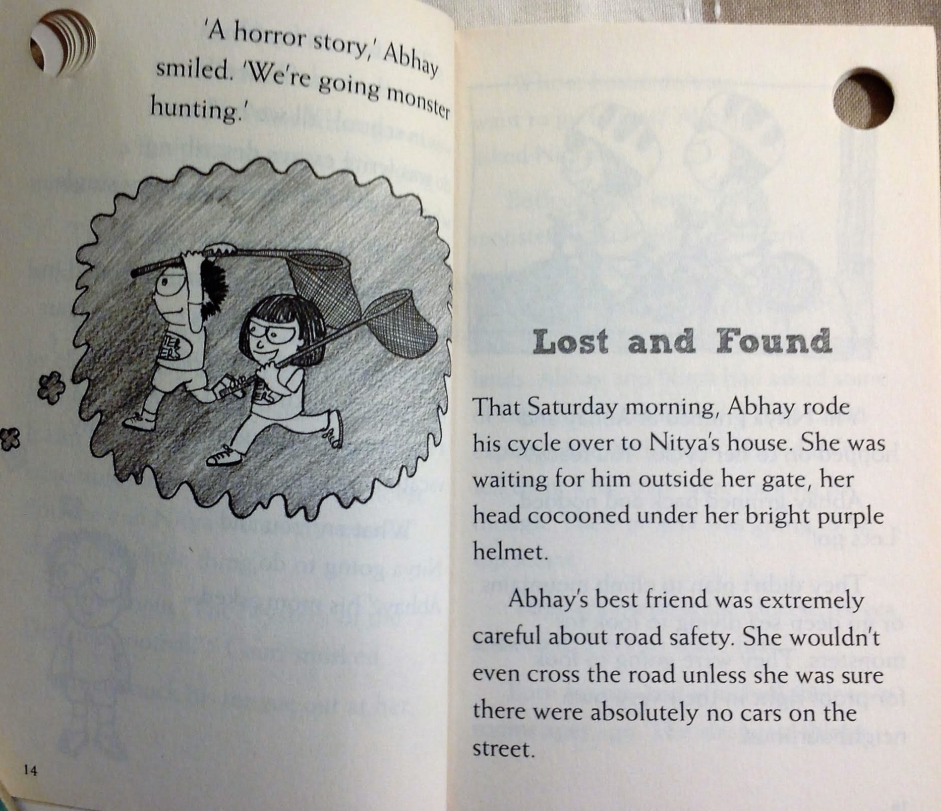 A Starter List of Chapter Books