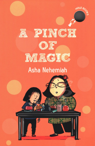 Pinch of Magic cover